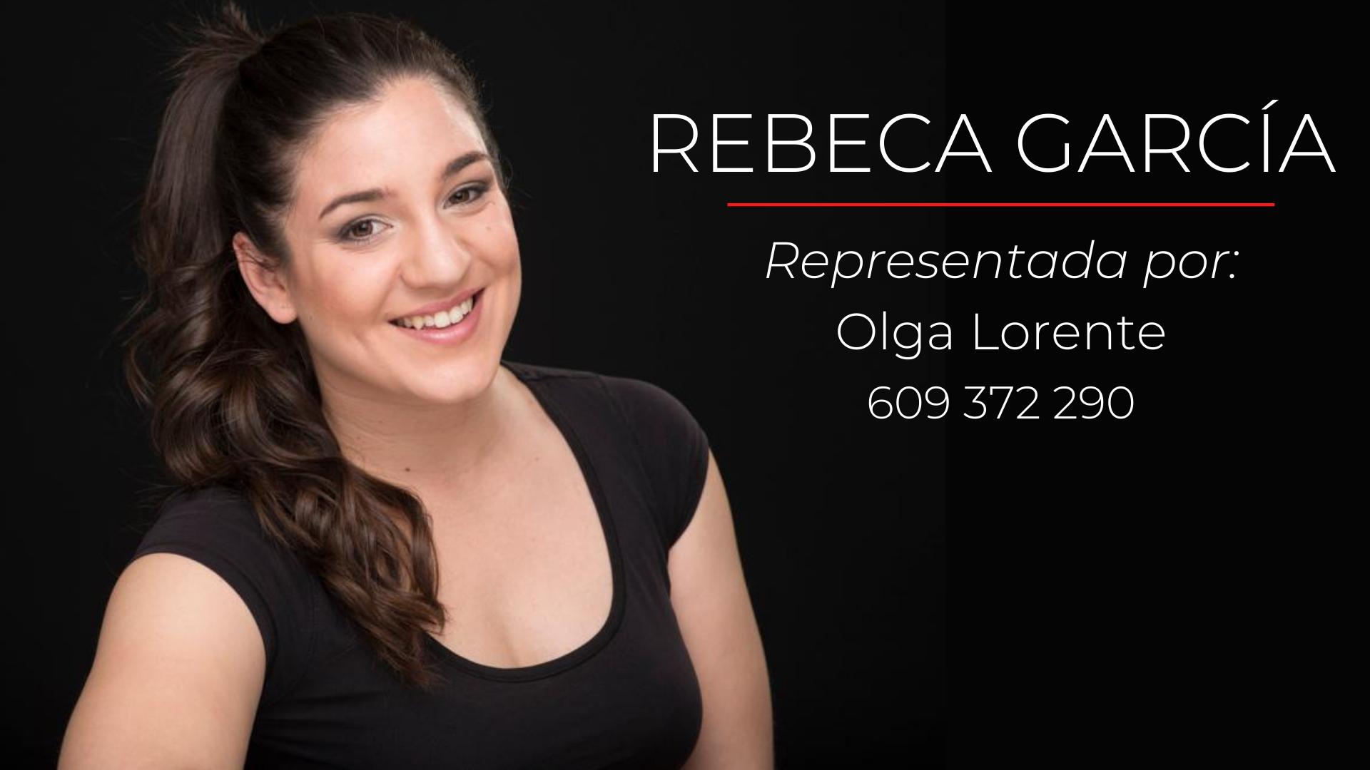 Videobook Rebeca García 2020